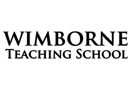 Wimborne Teaching School logo